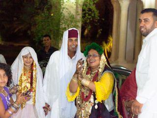 La boda de Dalal y Imed