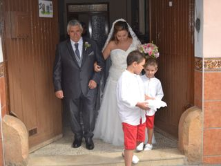 La boda de Rocío  y David  1
