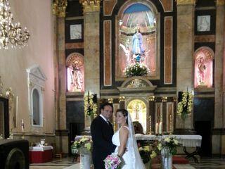 La boda de Rocío  y David  2