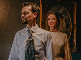 La boda de Carol y Olaf 2