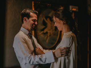 La boda de Carol y Olaf 3