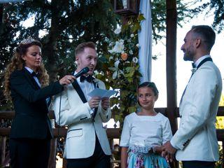 La boda de Claudio y Javi 1