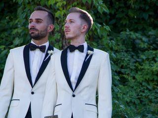 La boda de Claudio y Javi