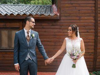 La boda de Lydia y Luis