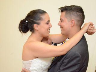 La boda de Jacinto y Daniela