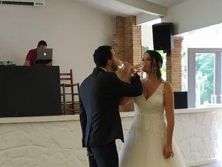 La boda de Águeda y Javier 2