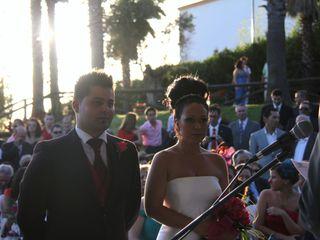 La boda de Miguel Ángel y Elisabet 1