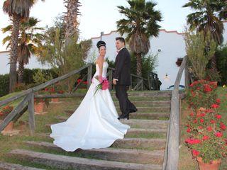 La boda de Miguel Ángel y Elisabet 2