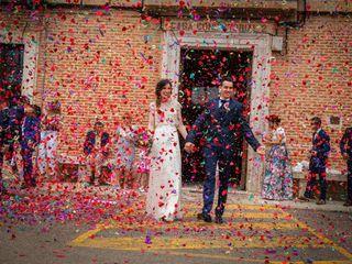 La boda de Hector y Laura