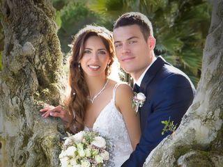 La boda de Natia y Antonio