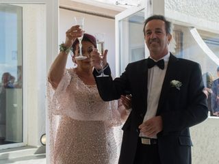 La boda de Fernando y Karina