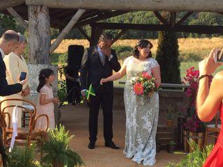 La boda de Mireia y Courtney 2