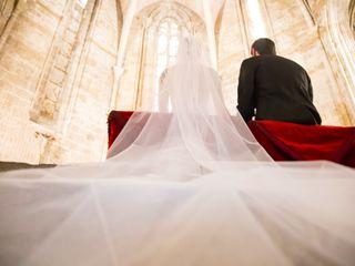La boda de Sara y Aure 1