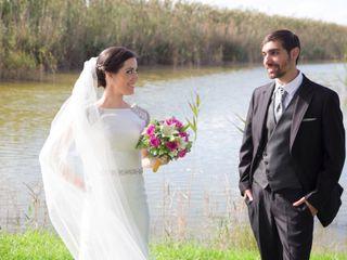 La boda de Sara y Aure 2