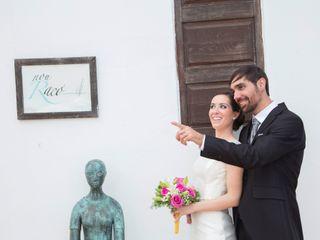 La boda de Sara y Aure