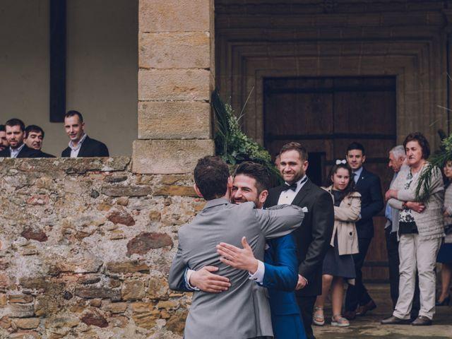 La boda de Arkaitz y Saioa en Kortezubi, Vizcaya 14