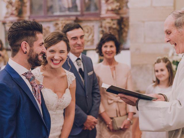 La boda de Arkaitz y Saioa en Kortezubi, Vizcaya 20