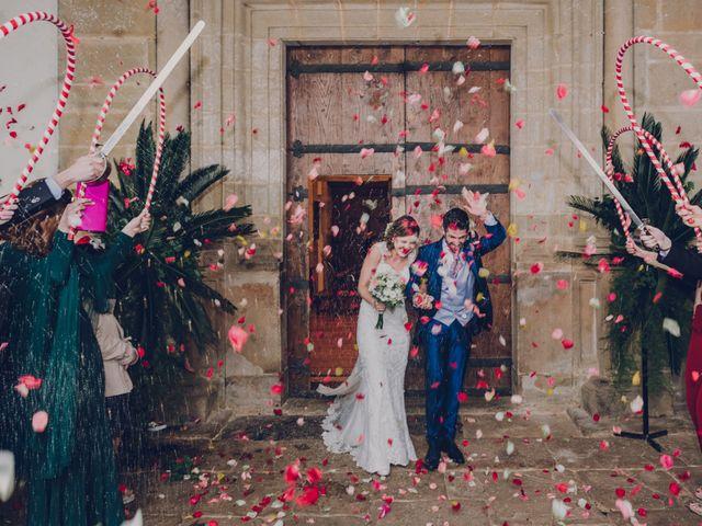 La boda de Arkaitz y Saioa en Kortezubi, Vizcaya 27