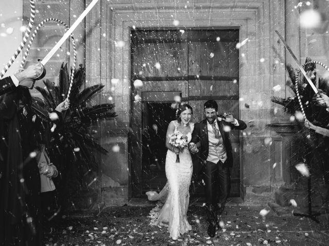 La boda de Arkaitz y Saioa en Kortezubi, Vizcaya 28