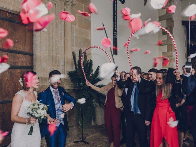La boda de Arkaitz y Saioa en Kortezubi, Vizcaya 29