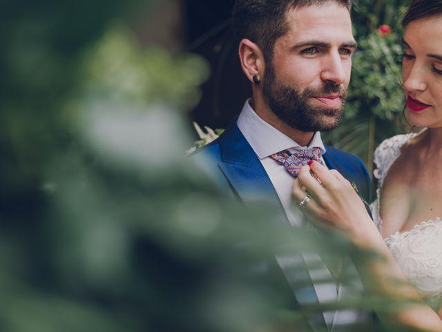 La boda de Arkaitz y Saioa en Kortezubi, Vizcaya 33