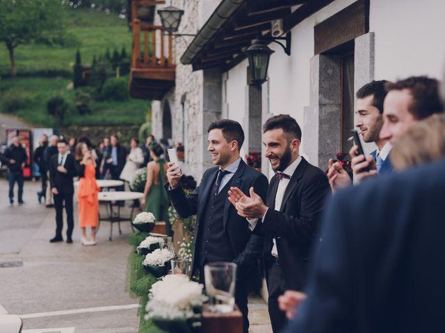 La boda de Arkaitz y Saioa en Kortezubi, Vizcaya 39
