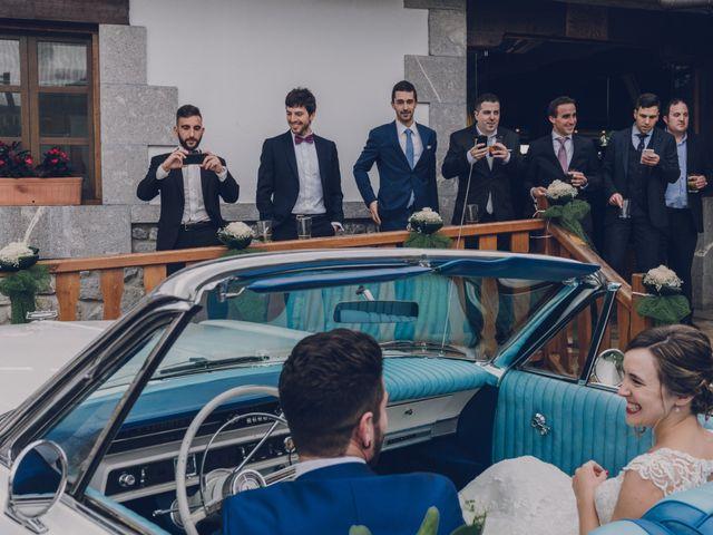 La boda de Arkaitz y Saioa en Kortezubi, Vizcaya 40