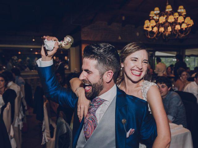 La boda de Arkaitz y Saioa en Kortezubi, Vizcaya 50