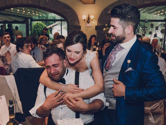 La boda de Arkaitz y Saioa en Kortezubi, Vizcaya 54