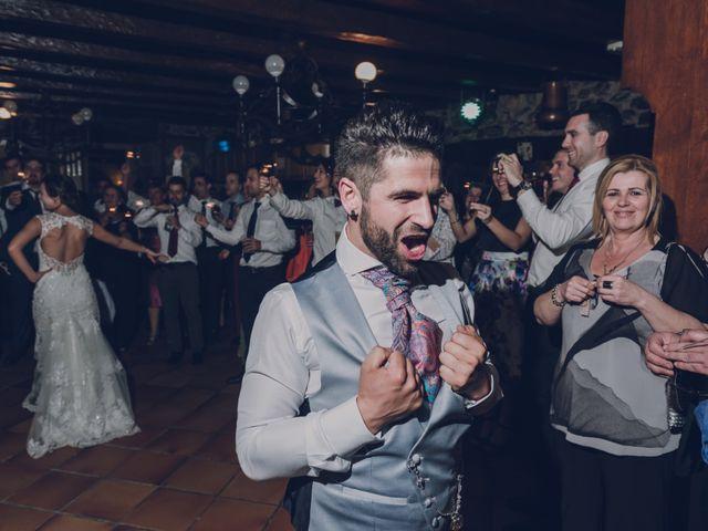 La boda de Arkaitz y Saioa en Kortezubi, Vizcaya 62