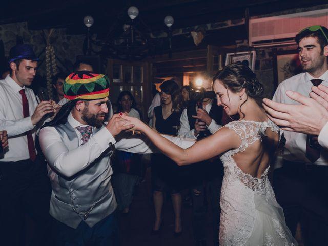 La boda de Arkaitz y Saioa en Kortezubi, Vizcaya 64