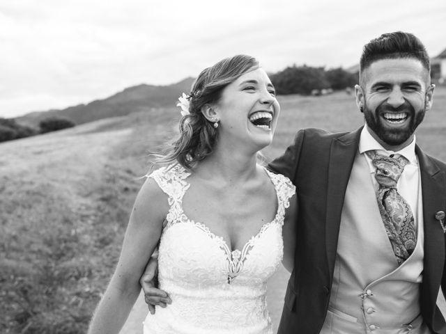 La boda de Saioa y Arkaitz