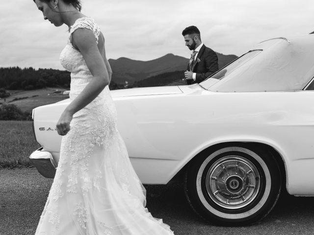 La boda de Arkaitz y Saioa en Kortezubi, Vizcaya 67