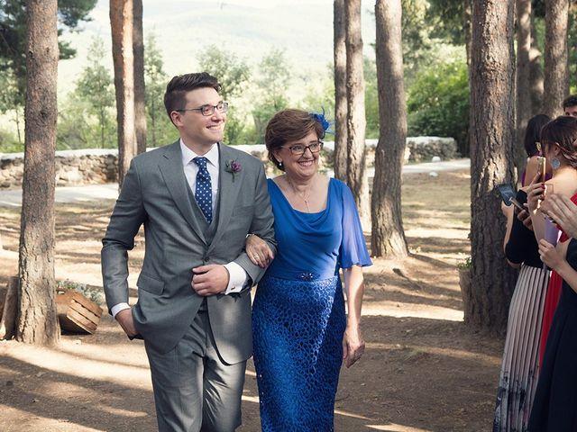 La boda de Manuel y Steff en Rascafria, Madrid 7