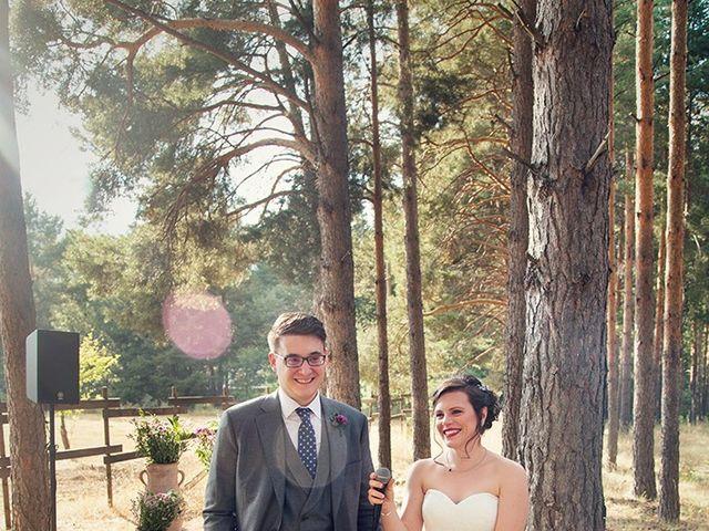 La boda de Manuel y Steff en Rascafria, Madrid 10