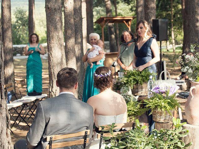 La boda de Manuel y Steff en Rascafria, Madrid 11
