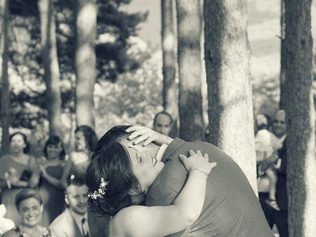 La boda de Manuel y Steff en Rascafria, Madrid 12