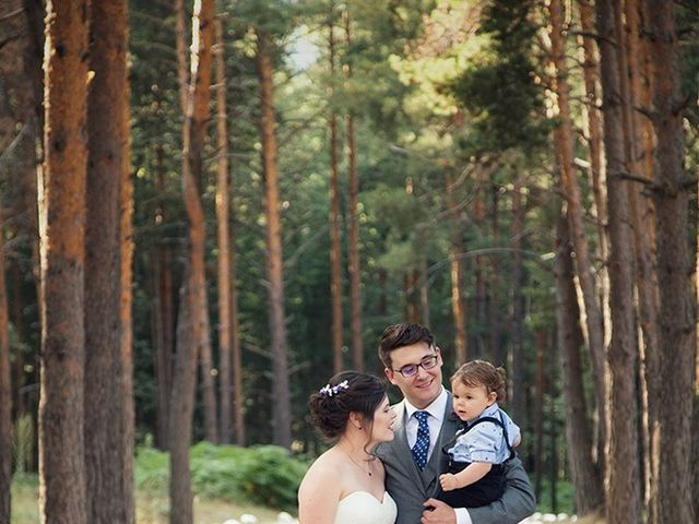 La boda de Manuel y Steff en Rascafria, Madrid 15