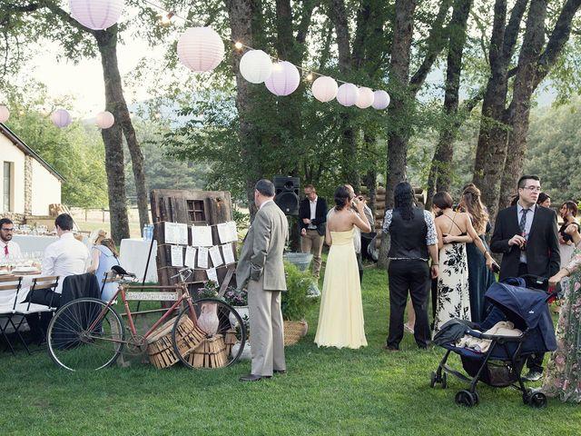 La boda de Manuel y Steff en Rascafria, Madrid 20