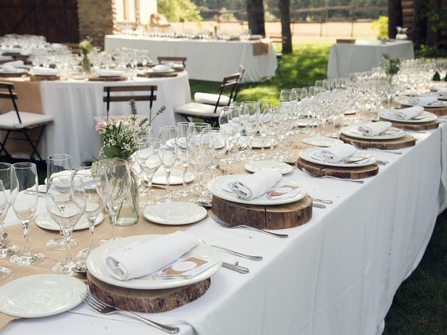 La boda de Manuel y Steff en Rascafria, Madrid 22