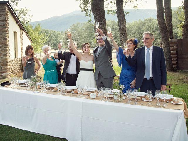 La boda de Manuel y Steff en Rascafria, Madrid 24