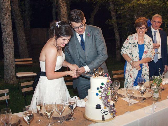 La boda de Manuel y Steff en Rascafria, Madrid 26