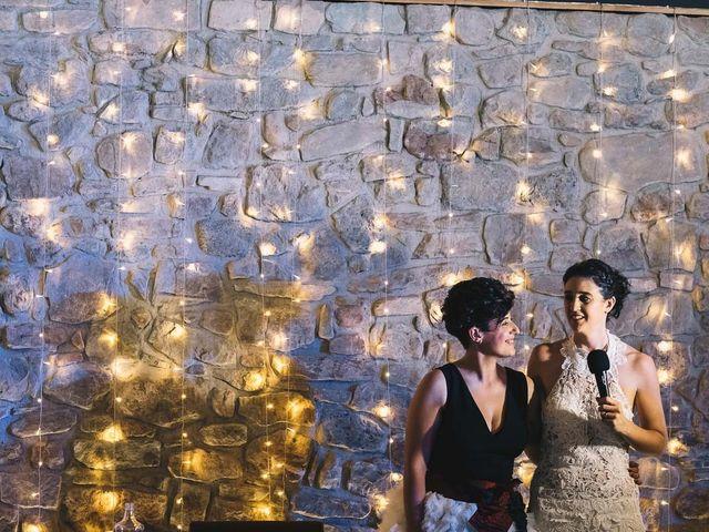 La boda de Lara y Ana en Manresa, Barcelona 1
