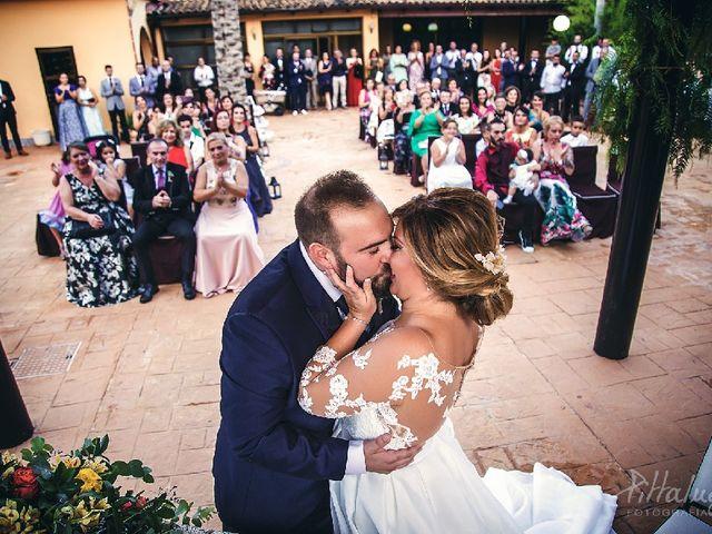 La boda de Marta y Ruben