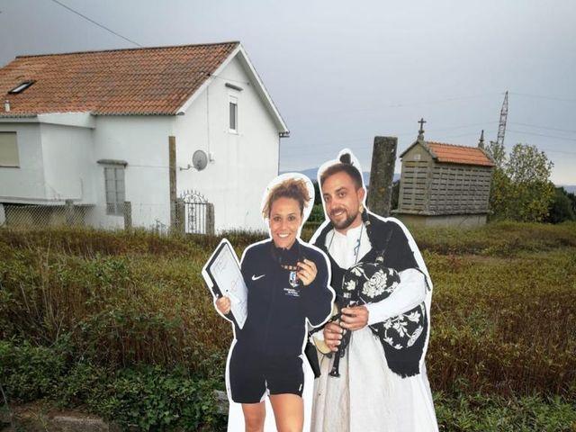 La boda de Marcos  y Laura en A Pobra Do Caramiñal, A Coruña 3