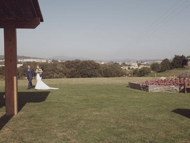La boda de Marcos  y Laura en A Pobra Do Caramiñal, A Coruña 1