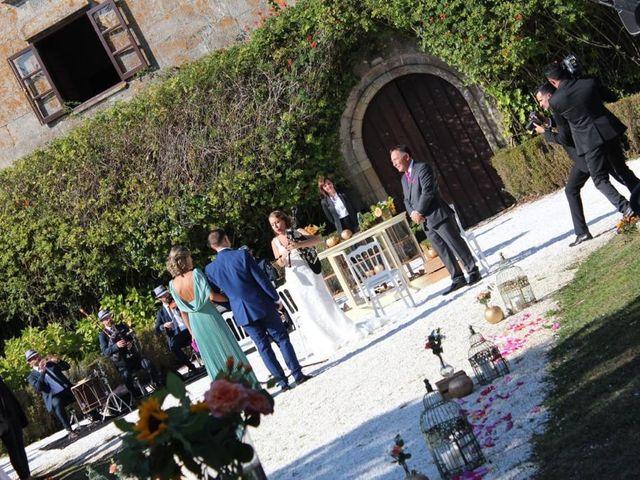 La boda de Marcos  y Laura en A Pobra Do Caramiñal, A Coruña 2