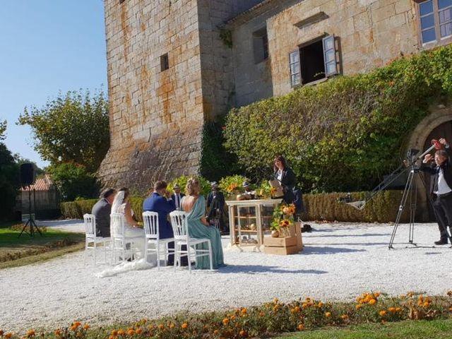 La boda de Marcos  y Laura en A Pobra Do Caramiñal, A Coruña 4