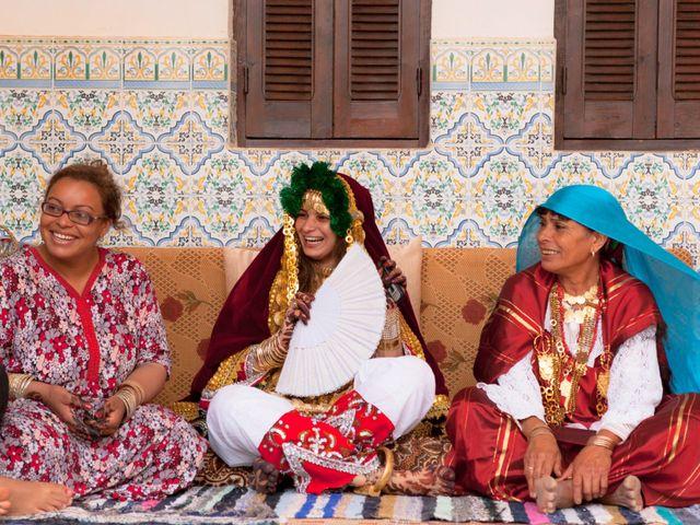 La boda de Imed y Dalal en Bilbao, Vizcaya 37