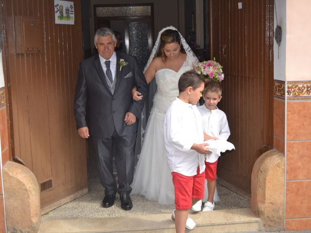 La boda de David  y Rocío  en Pedralba, Valencia 3